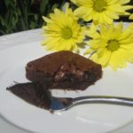 Chewy Brownies Recipe from Cooks Illustrated Baking Book