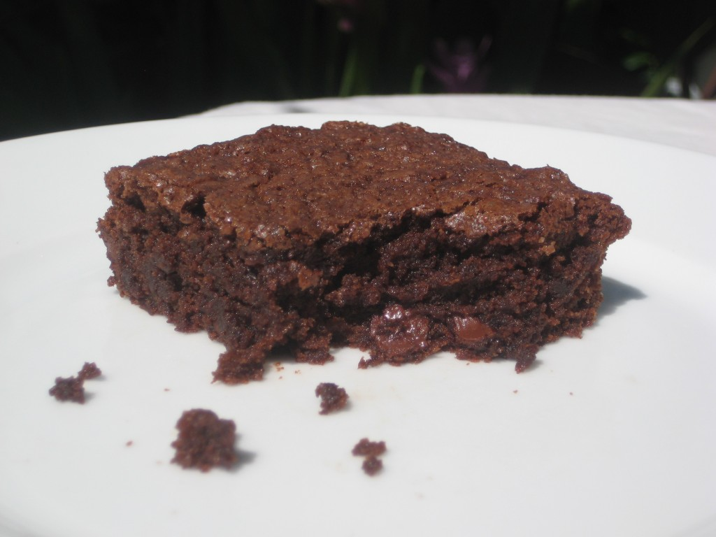 Make Ahead Brownies - Michael Ruhlmans Egg