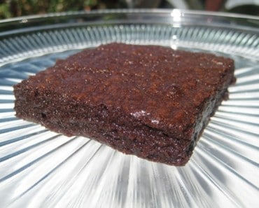 Easy brownie recipe fudge brownie photo
