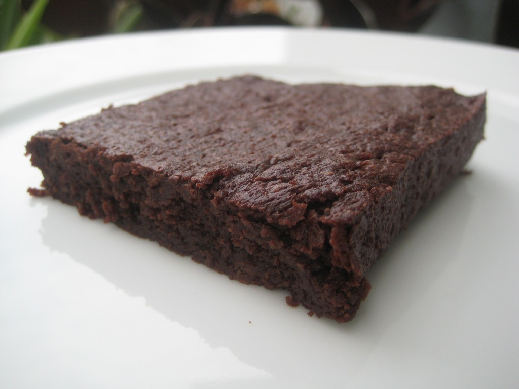 How to make brownies like this chocolate brownie