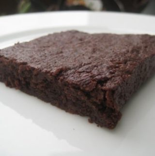 How to make brownies like this chocolate brownie
