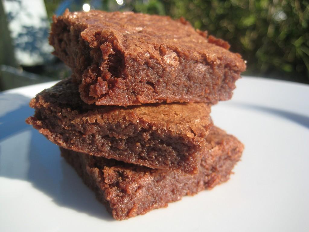 Chewy milk chocolate brownies recipe
