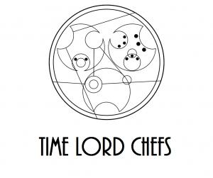 doctor who recipe event logo