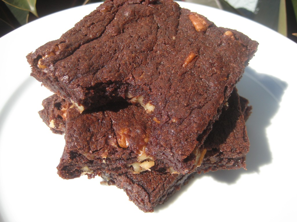 Ultimate Chewy Brownies - The Perfect Brownie