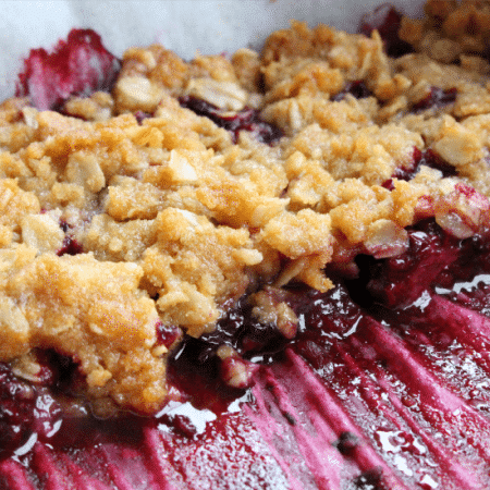 Easy Blackberry Crumble Recipe Recipe For Perfection