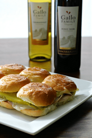 Cuban Sandwich Sliders with Gallo 3