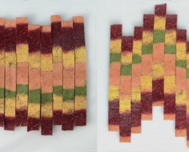 TLC Fruit Leather Scarf