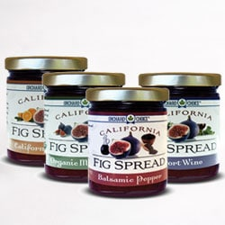 Orchard Choice Fig Spreads