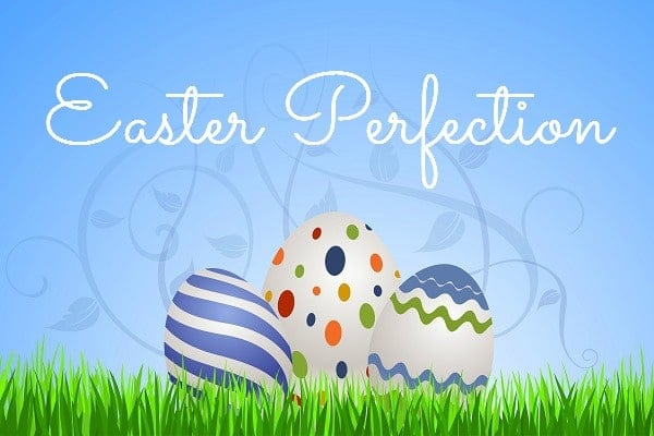 Pinterest Easter Group Board Invitation