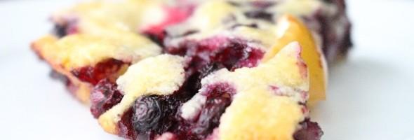 Apple Blueberry Flip Flop Dessert Recipe