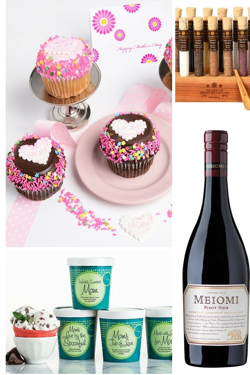 Gifts Ideas For Mothers Day: Gift Ideas For Mother's Day: Tasty Stuff Mom Will Love