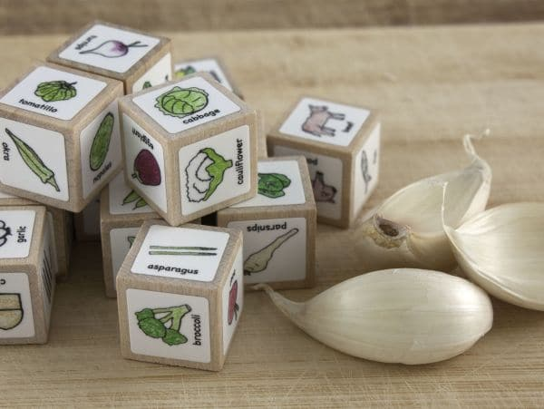 Gift Ideas for Mother's Day: Fun recipe dice to inspire creativity in the kitchen!