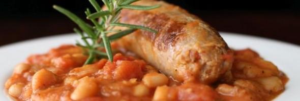 Ucceletto Cannellini Beans Italian Sausage Recipe