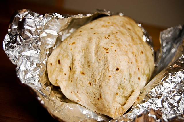 How Many Calories in a Chipotle Burrito