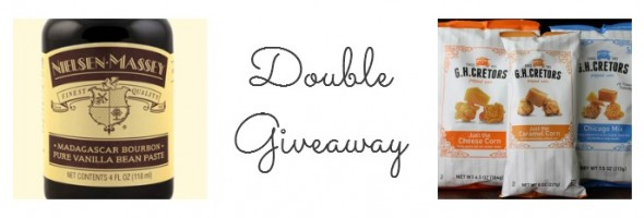Double Giveaway Featured Image