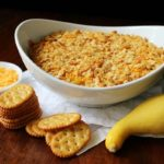 Four Ingredient Southern Style Squash Casserole Recipe