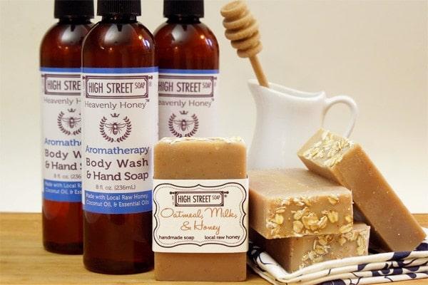HighStreetSoap-honey-gifts-landscape