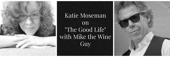 Katie Moseman Recipe for Perfection on The Good Life Radio Show
