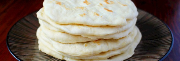 Restaurant Style Flour Tortillas