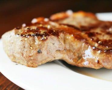 Strip Steak in a Skillet Recipe