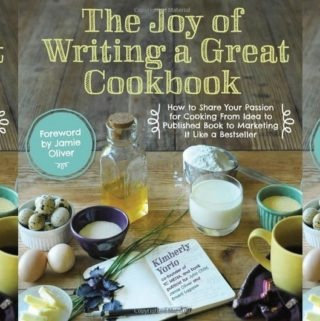 The Joy of Writing a Great Cookbook review