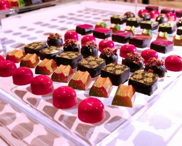 Rosen Hotels Candy at the Food and Wine Conference
