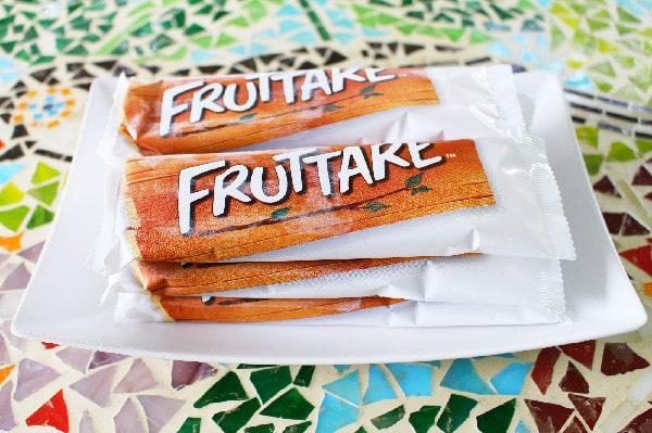 Fruttare Frozen Fruit Bars Summer Treat