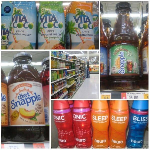 Walmart Drinks