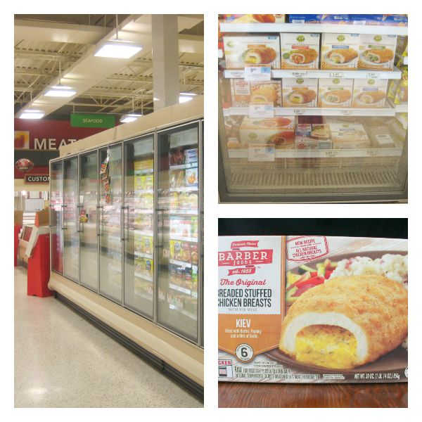 Barber Foods Stuffed Chicken at Publix