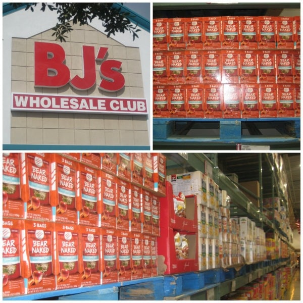 Bear Naked Sea Salt Caramel Granola at BJ's