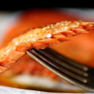 Baked Salmon Recipe with Sockeye