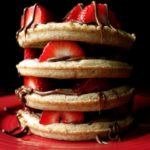 Best Waffle Recipe Stack