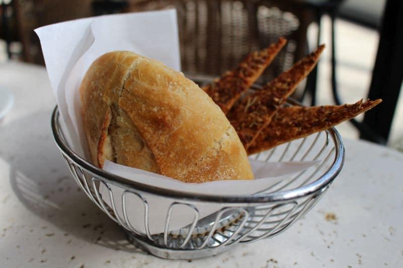 Brio Tuscan Grill Winter Park Italian Restaurant Bread