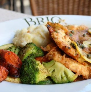 Brio Tuscan Grill Winter Park Italian Restaurant Chicken