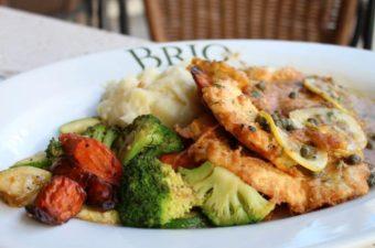 Brio Tuscan Grill Winter Park Italian Restaurant Chicken