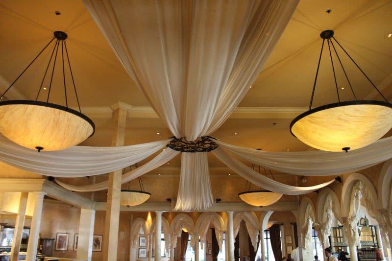 Brio Tuscan Grill Winter Park Italian Restaurant Dining Room