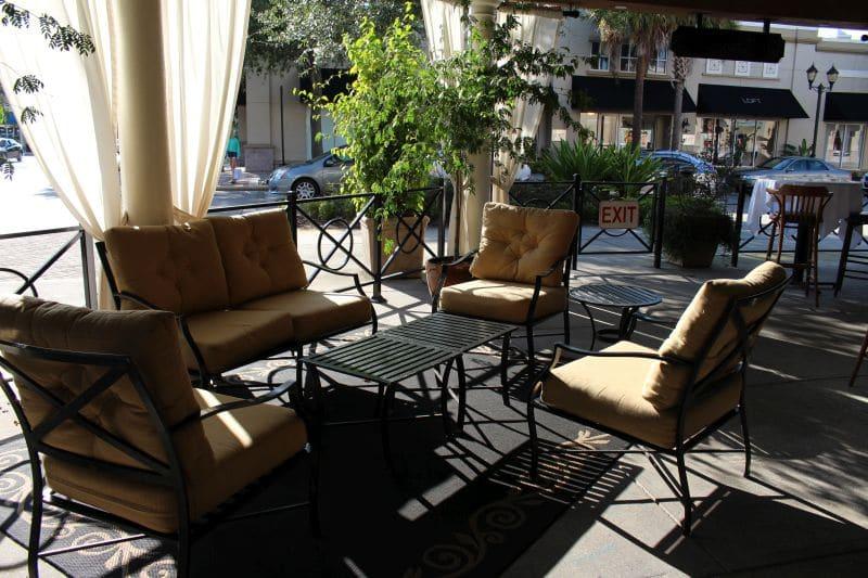 Brio Tuscan Grill Winter Park Italian Restaurant Outdoor Dining