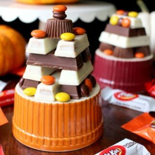 Halloween Candy Ideas: Make Your Own Candy Castle