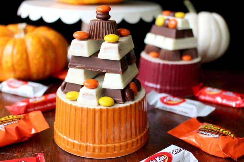 Halloween Candy Ideas Candy Castles