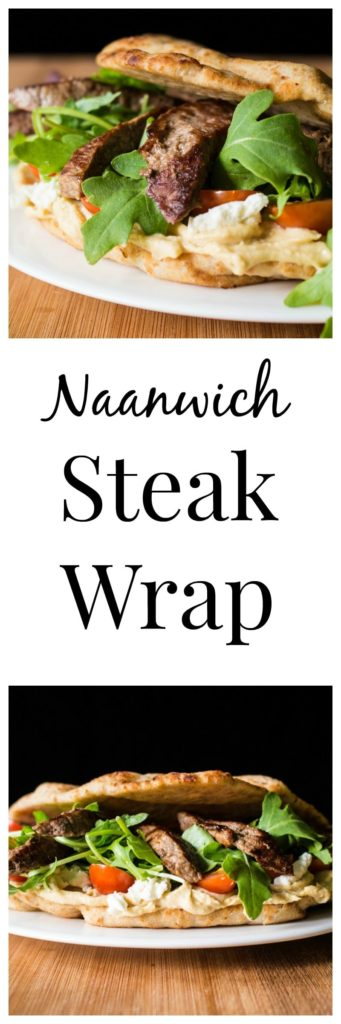 Naanwich Steak Wrap Pin