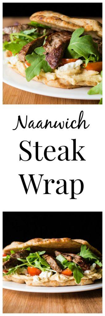 Naanwich Steak Wrap Pin