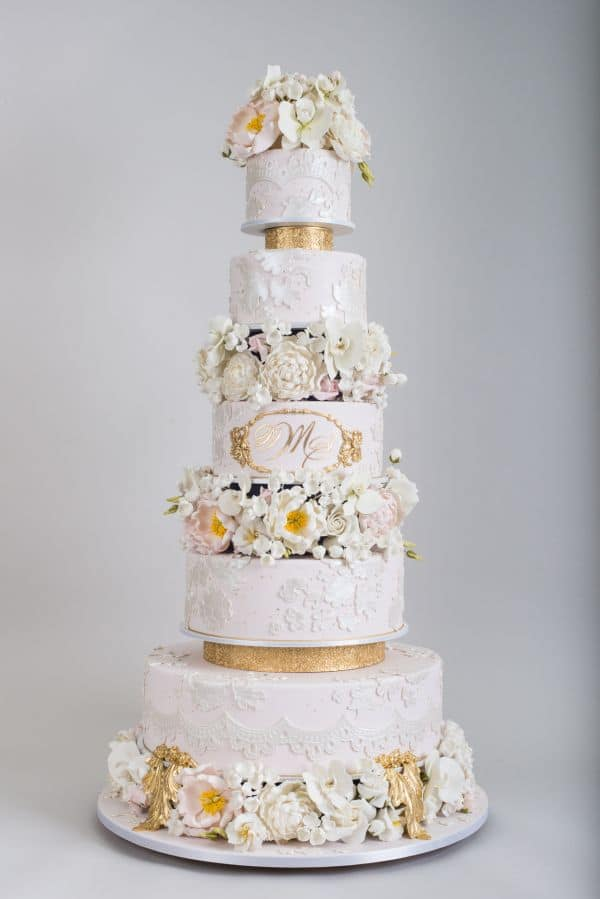 Ron BenIsrael Interview With The Baker As Artist - Ben Israel Wedding Cakes
