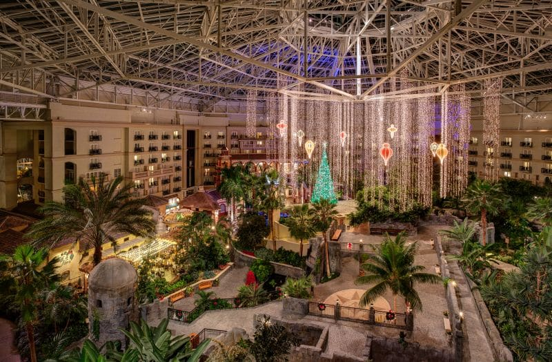 Thanksgiving in Orlando Gaylord Palms