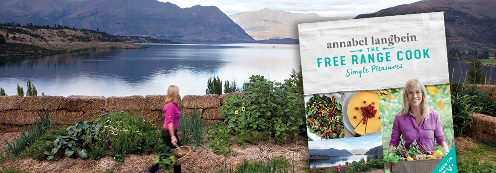 Annabel Langbein New Zealand