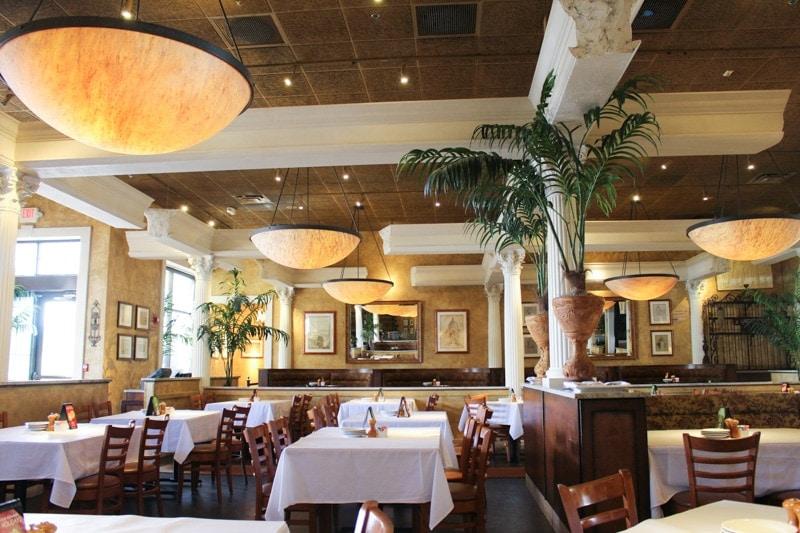 BRAVO Cucina Italiana Orlando Dining Room