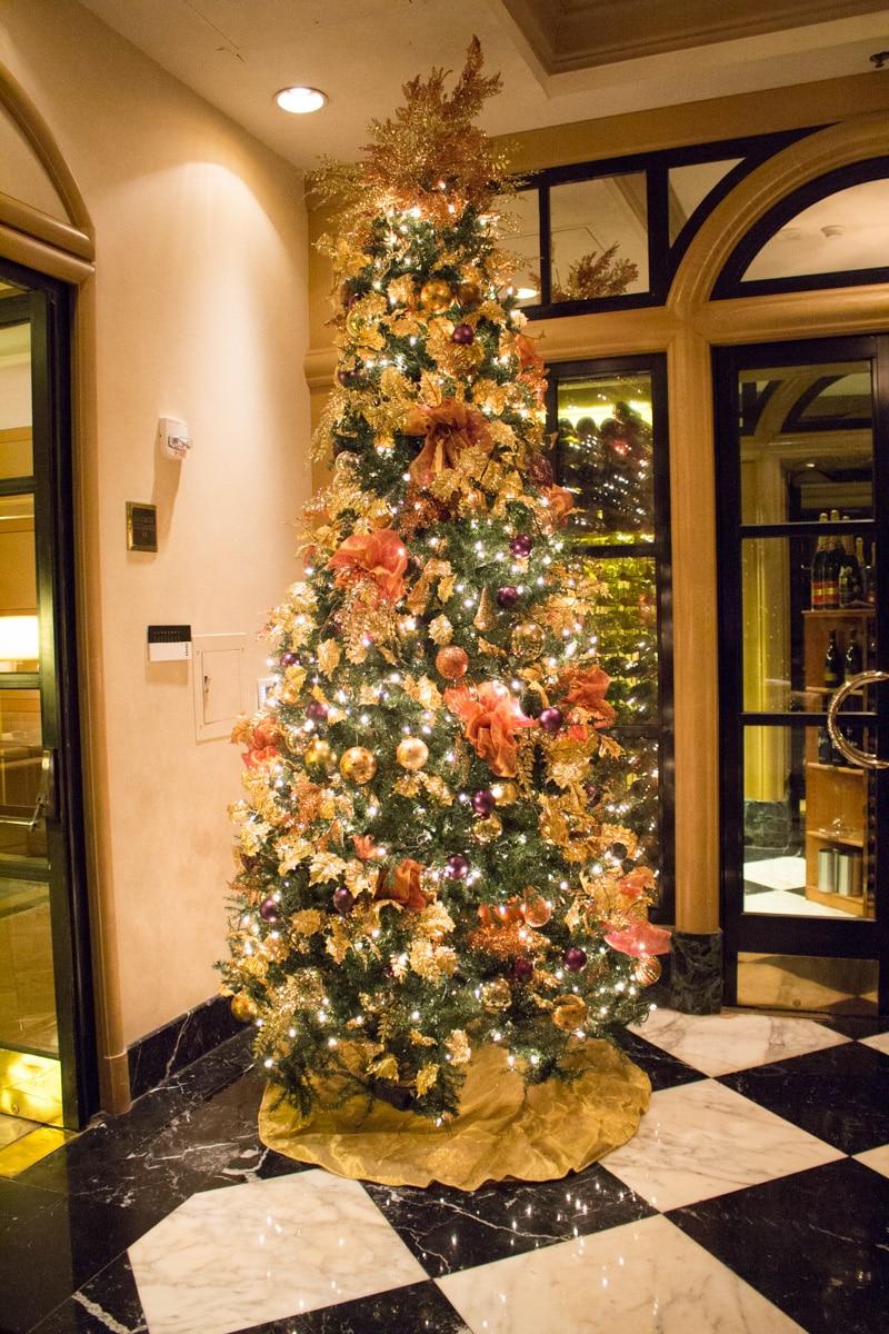 Hyatt Orlando Christmas Decorations