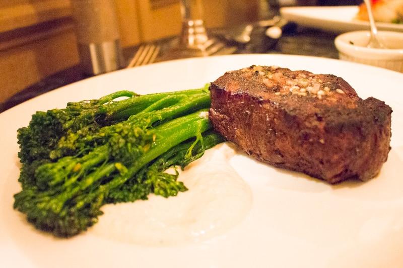 Steak at Fiorenzo
