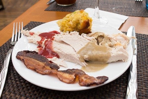 Thanksgiving at MOOR Gaylord Palms