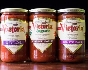 Victoria Fine Foods Pasta Sauce