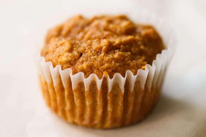 Whole Wheat Pumpkin Muffin Recipe